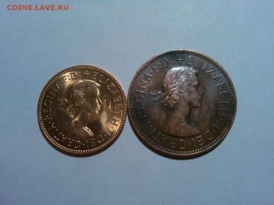 Пенни и пол пенни Великобритании 1967г., до 09.03.18г. - IMG_20180305_213238_thumb