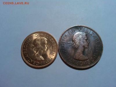 Пенни и пол пенни Великобритании 1967г., до 09.03.18г. - IMG_20180305_213234_thumb