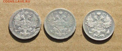 15 копеек 1898,1907,1915 гг. до 12.03 в 22.00 мск - 100_1370.JPG