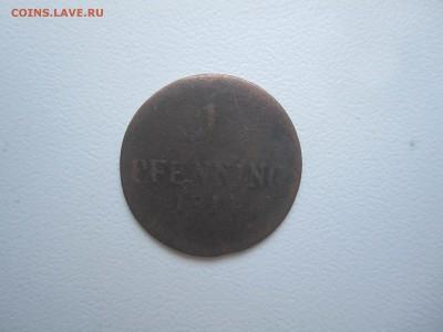 Германия, 1 пфеннинг 1814 со 150 руб. до 11.03.18 20.00МСК - IMG_2881.JPG
