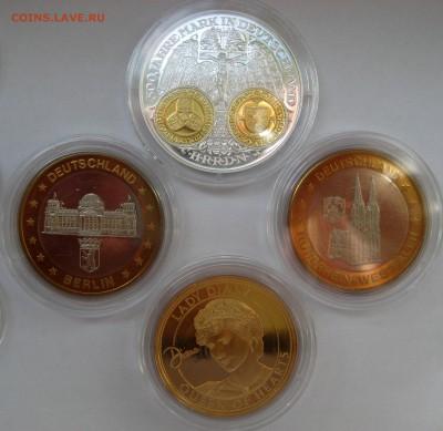 Цена - ПОДАРОК! Юбилейка 2 евро,юбилейка РФ 5 р.,медали. - IMG_4080.JPG