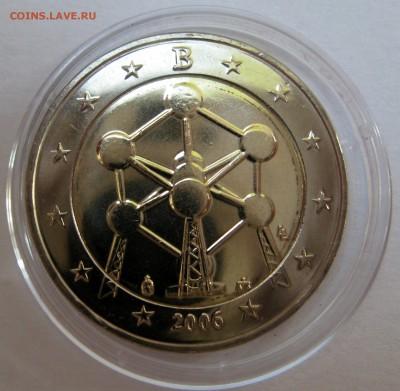 Цена - ПОДАРОК! Юбилейка 2 евро,юбилейка РФ 5 р.,медали. - Бельгия 2006 ,900 р.JPG