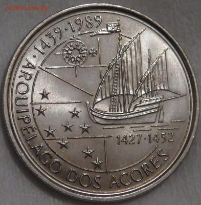 Португалия 100 эскудо 1995 UNC Азорские ост 15.03.18 (22-30) - DSC06560.JPG
