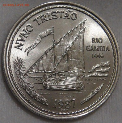 Португалия 100 эскудо 1986 UNC Нуну Триштан 15.03.18 (22-30) - DSC06549.JPG