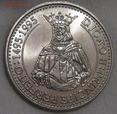 Португалия 200 эскудо 1995 UNC Принц Иоан II 15.03.18 22-30 - DSC06391.JPG