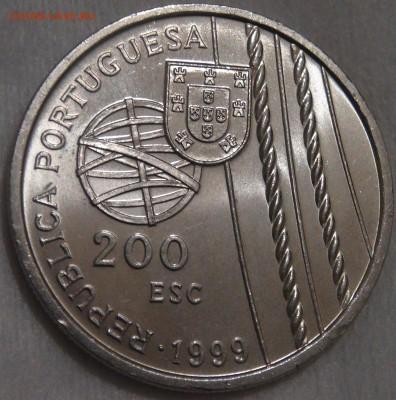 Португалия 200 эскудо 1986 UNC Смерть в море 15.03.18 22-30 - DSC06387.JPG