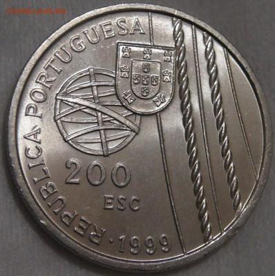 Португалия 200 эскудо 1986 UNC Смерть в море 15.03.18 22-30 - DSC06386.JPG