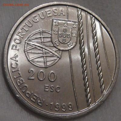 Португалия 200 эскудо 1986 UNC Смерть в море 15.03.18 22-30 - DSC06383.JPG