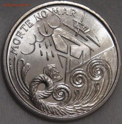 Португалия 200 эскудо 1986 UNC Смерть в море 15.03.18 22-30 - DSC06381.JPG