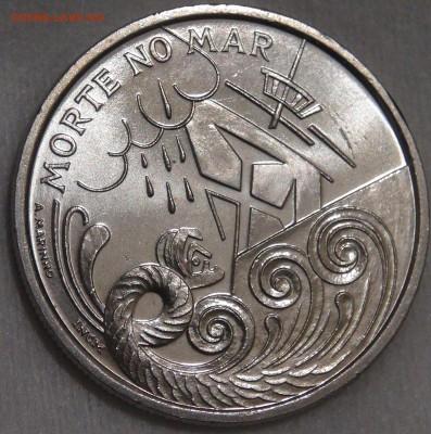 Португалия 200 эскудо 1986 UNC Смерть в море 15.03.18 22-30 - DSC06380.JPG