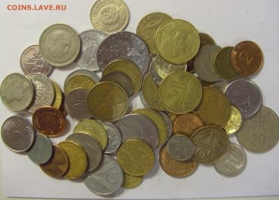 Кучка иностранных монет 50 шт без повт 18.03.2018 22:00 МСК - CIMG5475.JPG