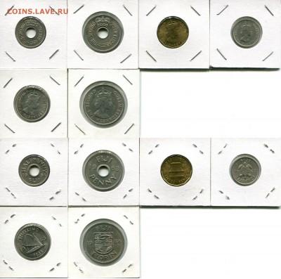 Фиджи подборка 1953-1967 до 20.03.18 22-00 мск - Fiji 1953-1967 dif