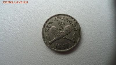 НОВАЯ ЗЕЛАНДИЯ 3 ПЕНСА 1947 - DSC03145.JPG