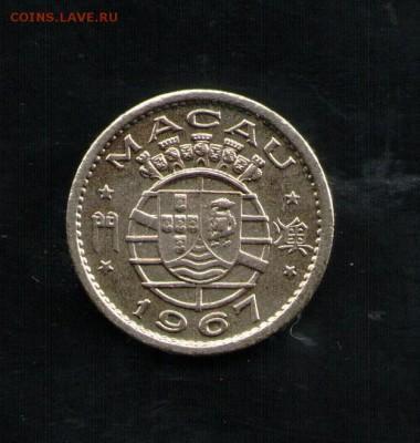 МАКАО 5 АВОС 1967 UNC - 2 001