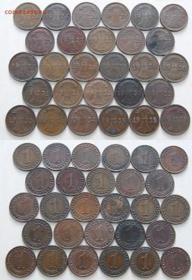 [ФИКС] Германия - 1 пфенниг 1924-1935 - 784
