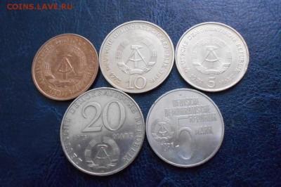 Юбилейка ГДР 6 монет до 18.03.18 22 00 мск - DSCN1651.JPG