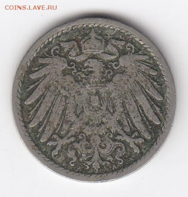 Германия, 7 монет 1888-1900 до 31.03.18, 22:30 - #И-288-r