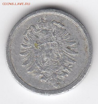 Германия, 5 монет 1915-1916 до 31.03.18, 22:30 - #И-304-r