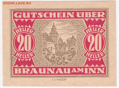 Нотгельд-Браунау-ам-Инн 20 геллеров 1920 г. до 04.04 в 22:00 - IMG_20180329_0018
