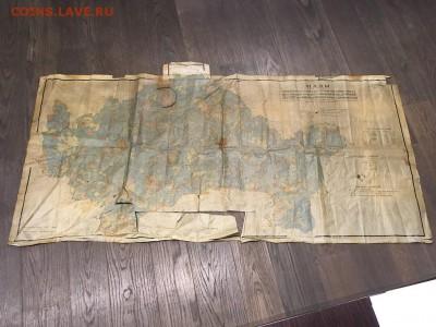 карта севера хабаровского края - 1958 год. - image-06-04-18-01-44