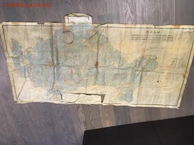 карта севера хабаровского края - 1958 год. - image-06-04-18-01-45