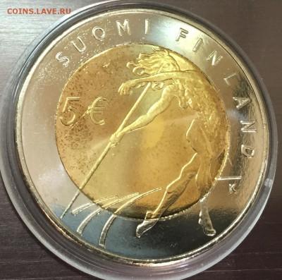 5 евро Финляндия ЧМ по легкой атлетике  200 руб до 19.04 - IMG_8752-13-04-18-12-26.JPG