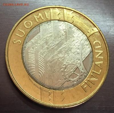 5 евро Финляндия Уусимаа с 200 руб до 19.04 - IMG_8771-13-04-18-02-04.JPG