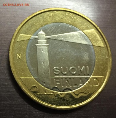 5 евро Финляндия Маяк Сельскер с 200 руб до 19.04.18 22:00 - IMG_8795-14-04-18-01-03.JPG