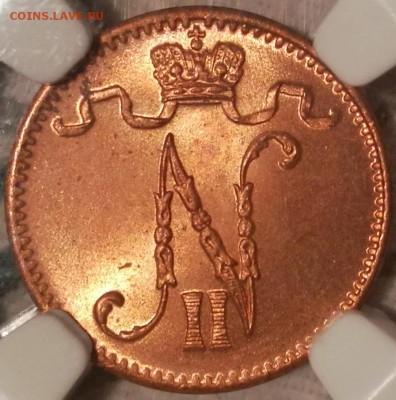 пенни 1914 ngc ms65 rd - 4