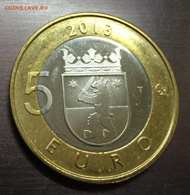 5 евро Финляндия Строения Сатакунта с 200 руб до 22.04 - IMG_8916-16-04-18-05-10.JPG
