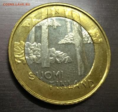 5 евро Финляндия Строения Сатакунта с 200 руб до 22.04 - IMG_8914-16-04-18-05-10.JPG