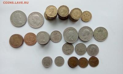 Монеты Великобритании. Фикс - IMG_20180418_121320