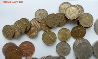 Монеты Великобритании. Фикс - IMG_20180418_122743_129
