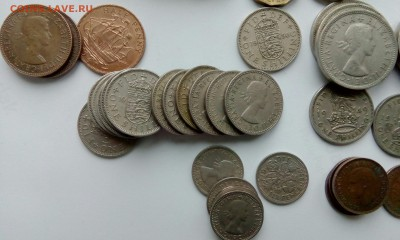 Монеты Великобритании. Фикс - IMG_20180418_122800_559