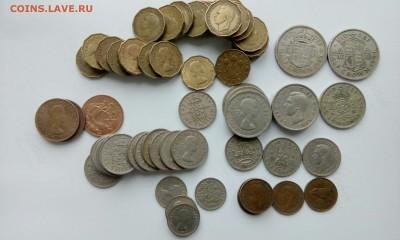 Монеты Великобритании. Фикс - IMG_20180418_122849_479