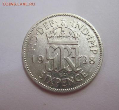 6 пенсов Великобритания 1938  до 21.04.18 - IMG_1890.JPG