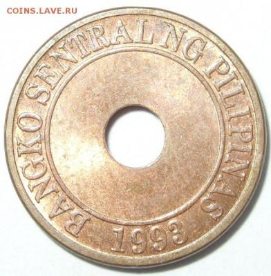 5 сентимо Филиппины 2011. С 1 рубля. - 5 сентимо Филиппины 2011 - 2