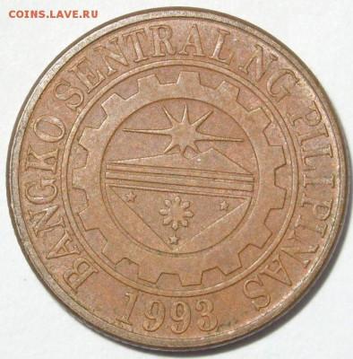 10 сентимо Филиппины 2008. С 1 рубля. - 10 сентимо Филиппины 2008 - 2