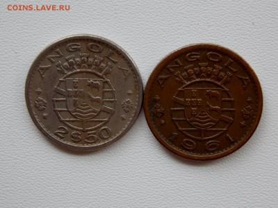 Португальская Ангола - 2 монеты. 29.04.18. - DSCN0648 (1280x960)