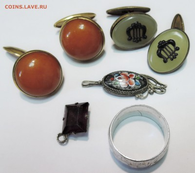 Лот бижутерии СССР  до 29.04 в 22.00 - DSCN2371.JPG