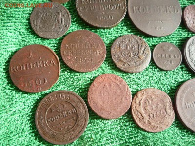 лот медных монет - имп1.JPG