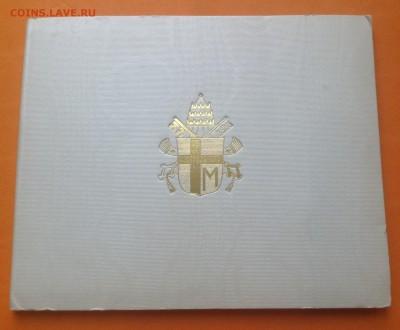 Ватикан набор 1980г. 500 лир серебро, до 29.04.18г - FullSizeRender (23)