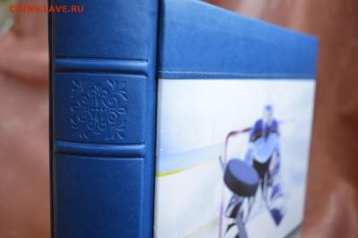 Альбом ручной работы по теме Хоккей, Optima - папка_хоккей_3