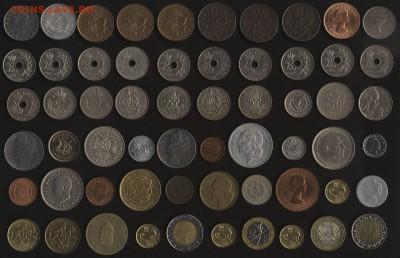 Иностранные монеты (60 штук) по 25 руб. поштучно ФИКС - х25-2