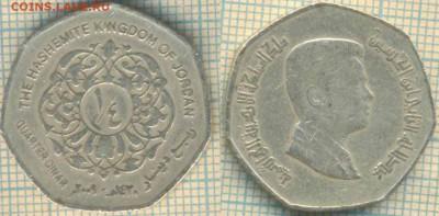 4 динара 2009 г., до 04.05.0018 г. 22.00 по Москв - Иордания 1 4 динара 2009  83