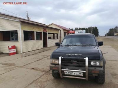 Братский район старая Тэмь - Застрял-1