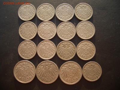 Германия, Веймар, 3-й Рэйх (бронза, никель, медь)-07.05.18 - Pfennigs (41).JPG