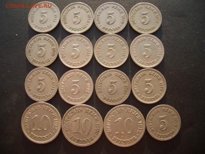 Германия, Веймар, 3-й Рэйх (бронза, никель, медь)-07.05.18 - Pfennigs (40).JPG