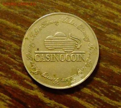 КАЗИНО ИГРОВОЙ до 8.05, 22.00 - жетон казино