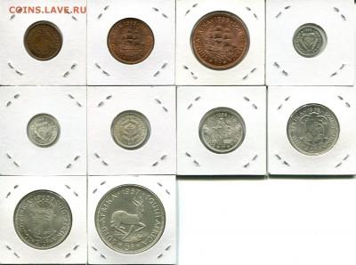 Южная Африка подборка 1ф-5Ш Елизавета II до 07.05.18 22-00 - SA dif-r